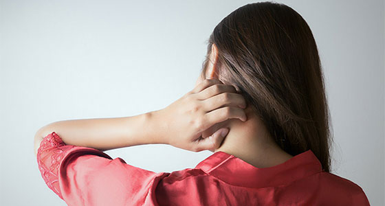 Když citlivá pokožka svědí…