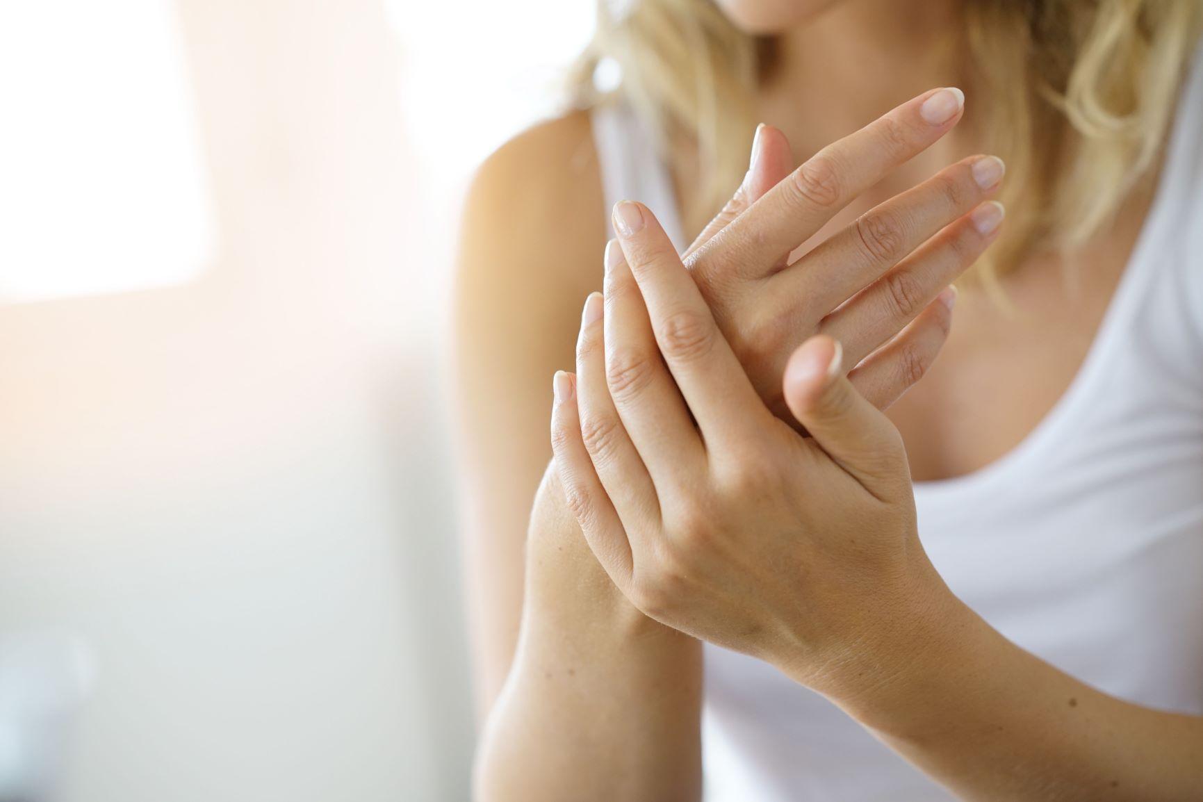 Pravidelná péče pro krásné ruce