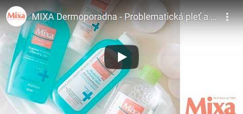 Jak na akné v dospělosti? Mixa Dermoporadna