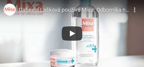 Gabriela Lašková používá Mixu.
