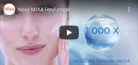 Mixa Hyalurogel s kyselinou hyaluronovou