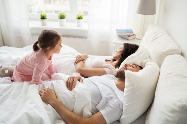 5 tipů, jak bojovat se spánkovým deficitem po narození dítěte