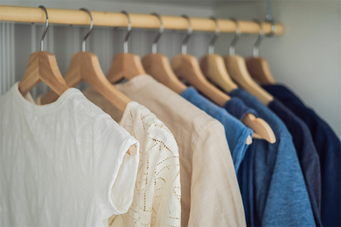 Péče o tělo začíná vhodným oblečením